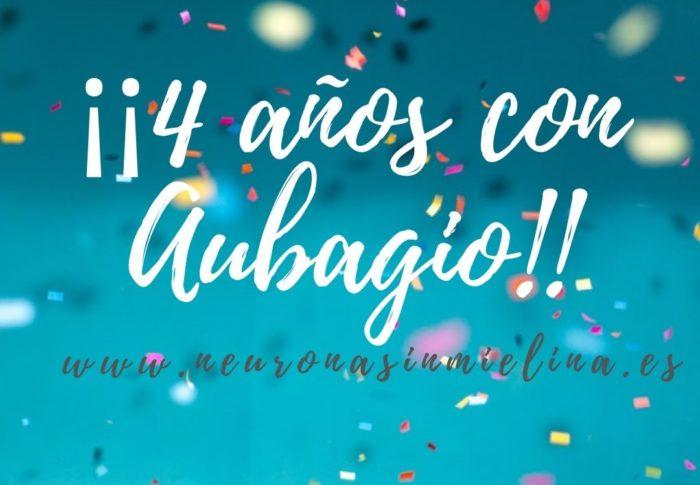 ¡Aniversario con Aubagio!